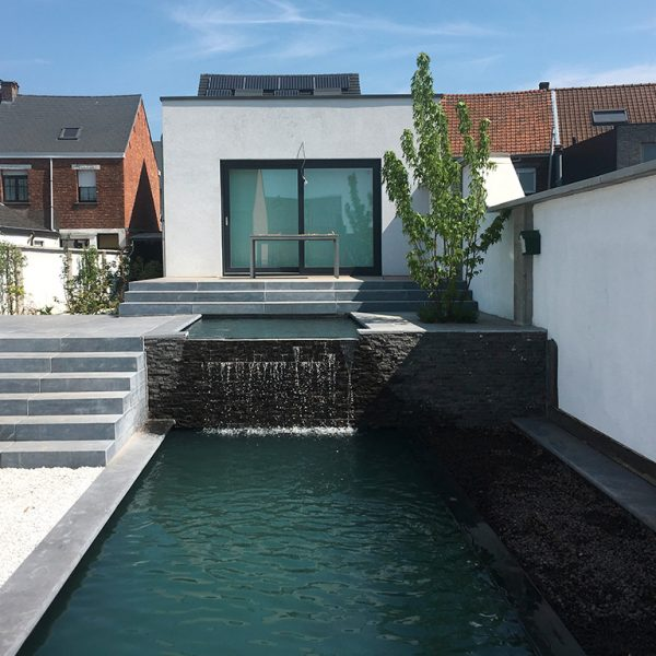 Kanaalzwembad aanleggen - VDP Landscaping & Pools