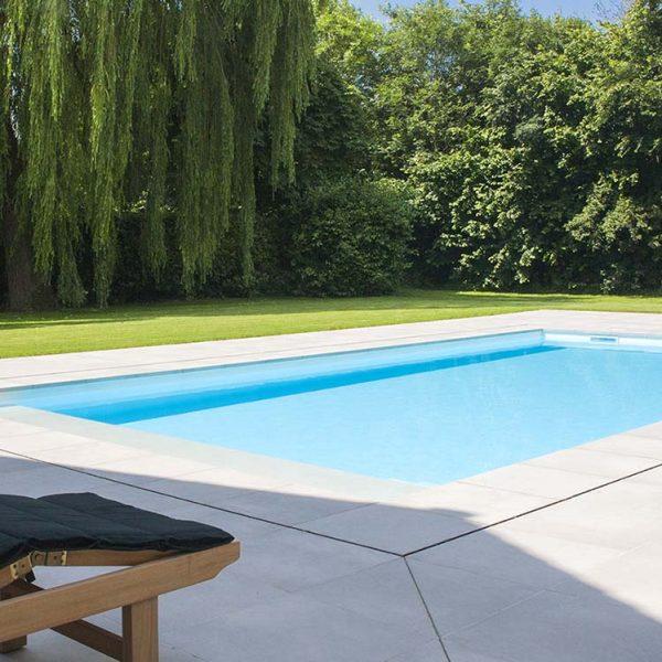 Overloopzwembad aanleggen - VDP Landscaping & Pools