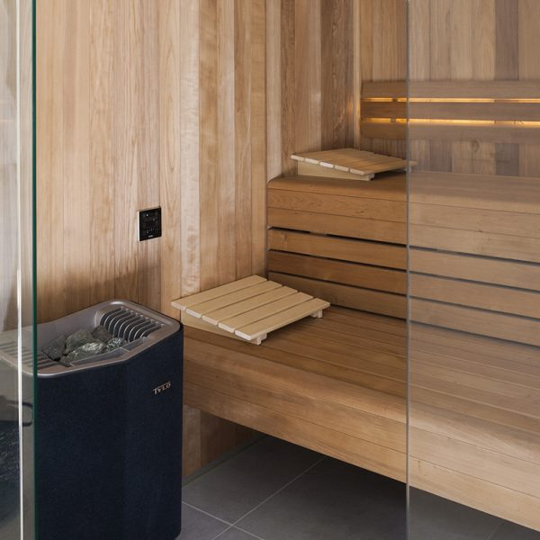Sauna - VDP Landscaping & Pools