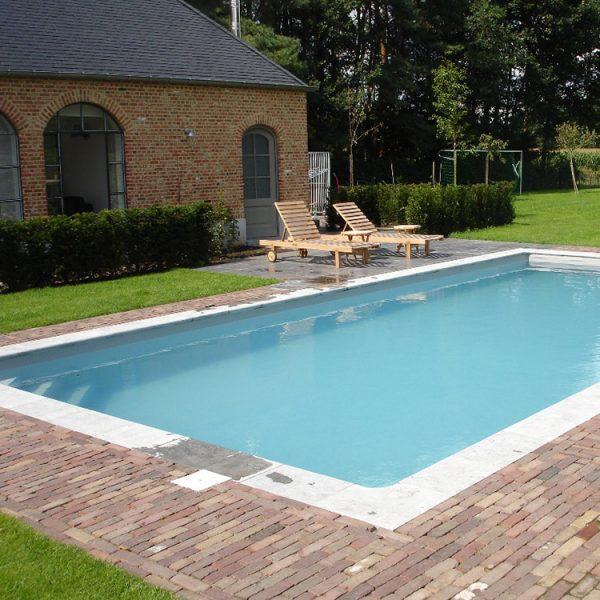 Tuinzwembad aanleggen - VDP Landscaping & Pools